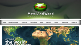 MWD co. for Metal and Wood